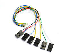 8Pin Connection Cable Plug and Play Set Receiverport for CC3D Flight Controller
