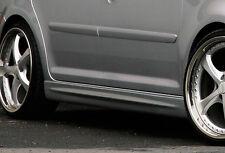 Optik Seitenschweller Schweller Sideskirts ABS für Audi A5+S5 B8/B81