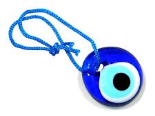 3cm Lucky Evil Eye Nazar Boncuk Turkish Greek Glass Hanging Good Luck Protection