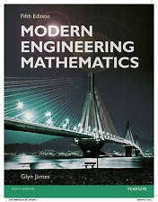 Modern Engineering Mathematics 5E by Glyn James (Paperback, 2015) 9781292080734