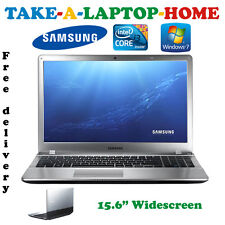 "Viene fornito in scatola-Samsung Laptop 15.6"" - Core 2.3ghz - i3 Intel HD-win7 - 6gb"