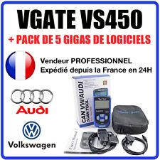 VGATE VS450 - Diagnostic AUDI & VOLKSWAGEN - VAG COM AUTOCOM DELPHI OBD VAS