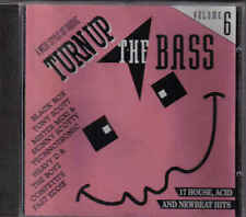Turn Up The Bass-Volume 6 cd album