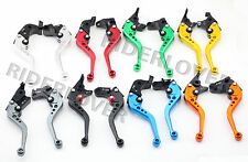 Short Brake and Clutch Levers For Honda CBR250 MC19 MC22 CBR400 NC23 NC29