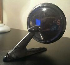 Vintage Chrome Car Truck Pickup Exterior Side Mirror Round Ford Chevy Dodge