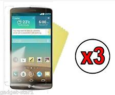3x HQ MATTE ANTI GLARE SCREEN PROTECTOR COVER LCD GUARD FILM FOR LG G4 2015