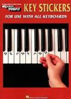 * 75 SOLD * Key Stickers for Piano Keyboard BRAND NEW!! FREE SHIPPING!!