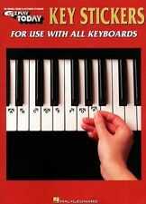 *105 SOLD* Key Stickers for Piano Keyboard BRAND NEW!! FREE SHIPPING!!