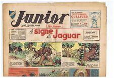 JUNIOR n°249 du 17 juillet 1941 - CALVO