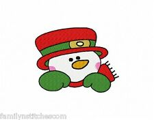 More Christmas Peekers 15 Machine Embroidery Designs on multi-formatted CD