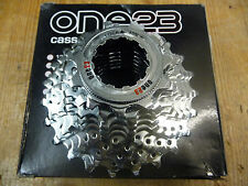 ONE23 9 SPEED  CASSETTE 11-23 SHIMANO/SHRAM COMPATIBLE  BRAND NEW