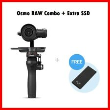 New DJI OSMO RAW Combo + Extra SSD Free Priority Shipping to US