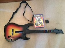 Guitar Hero World Tour Game & Controller PS2