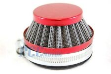 PERFORMANCE RED 60MM AIR FILTER CLEANER  CHINESE PIT DIRT BIKE ATV 9 AF45