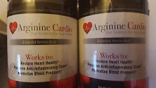 2X Jars Arginine Cardio Most Advanced Formula 12 X More Effective Than Proargi9