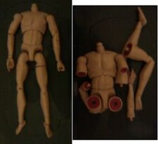 "Male Nude Body w/ Detachable Limbs for 1/6 scale 12"" Action Figure.Sideshow"