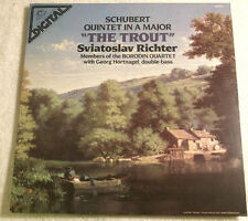 SCHUBERT - The Trout - RICHTER SVIATOSLAV