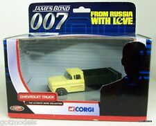 CORGI - TY06701 CHEVROLET TRUCK FROM RUSSIA WITH LOVE JAMES BOND 007