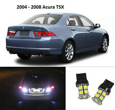 Premium Bright LED Reverse Backup Light Bulbs for 2004 - 2008 Acura TSX T20