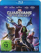 Guardians of The Galaxy Blu Ray Neu ohne Folie