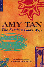 THE KITCHEN GOD'S WIFE BY AMY TAN - PAPERBACK - GREAT READ - FAMOUS AUTHOR
