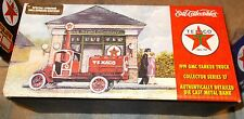 Texaco #17 '00 Ertl 1919 GMC Tanker Truck Bank special chrome edition