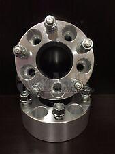 "Wheel Adapters 2"" inch 5x4.5 Spacers bolt 12x1.5 5x114.3 Fit Toyota 5 Hub Lug"