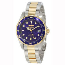 Invicta 8935 Men's Pro Diver Two Tone Blue Dial Watch