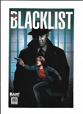 THE BLACKLIST #1 BAM 2ND CHARLES VARIANT (8.5)