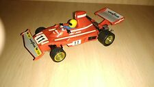 Scalextric exin ferrari b3 # 4052 original 1975 year red color