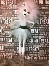 Glinda Ghost Halloween * OOAK Custom Hand Painted Monster High Doll Repaint