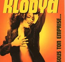 CD single Klodya SOUS TON EMPRISE (3 MIXES)