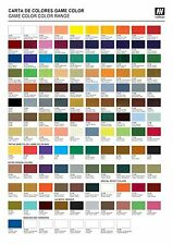 Pick any 10 Vallejo Game Color Paints, Inks, Washes, or Mediums