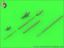 Master 48121 1/48 Metal Sukhoi Su-15 (Flagon) - Pitot Tubes (all versions)