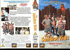 The Sandlot Kids - Tom Guiry - Used Video Sleeve/Cover #16538