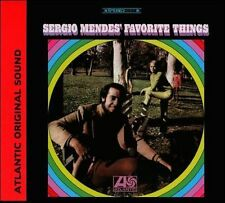 Sergio Mendes - Favorite Things [Audio CD] NEW