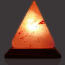 New Fine Himalayan Natural Salt Air Ionizer USB Lamp LED Light Salt Amazing Gift