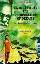 Texts in Culture MUP: Sigmund Freud's the Interpretation of Dreams : New...