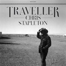 CHRIS STAPLETON CD - TRAVELLER (2015) - NEW UNOPENED - COUNTRY