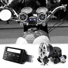 Waterproof Motorcycle Radio For Kawasaki Vulcan Classic Nomad Mean Streak 1600