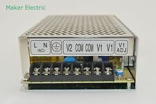 120W Cheap Price 5V 24V Two dual Output Switching Power Supply D-120B