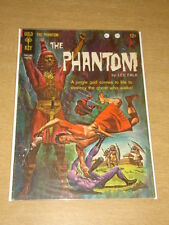 PHANTOM #10 FN- (5.5) GOLD KEY COMICS FEBRUARY 1965