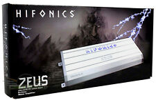 Hifonics ZRX3216.1D 3200W RMS Super Class D Monoblock Car Amplifier New Car Amp