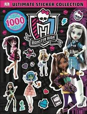 Ultimate Sticker Collections: Ultimate Sticker Collection: Monster High by...