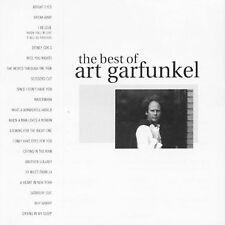 The Best of Art Garfunkel [UK] by Art Garfunkel (CD, Mar-2001, Sony/Columbia)