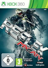 Xbox 360 Reflex MX vs. ATV Moto Cross gegen Quads Renn Spiel Off Road Ring