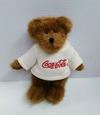 "Coca-Cola Boyds Bear ""Billy"" - BRAND NEW"