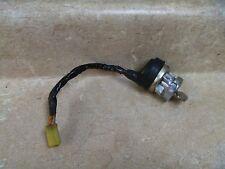 Suzuki 500 T TITAN T500 Used Igniton Switch & Key 1974 Vintage SB52
