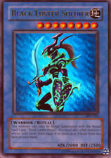 YuGiOh Black Luster Soldier - SYE-024 - Ultra Rare - Unlimited Edition MP