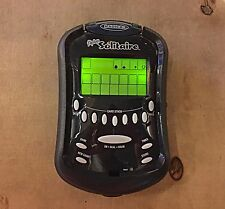 2006 RADICA FLIP TOP SOLITAIRE HANDHELD ELECTRONIC GAME GREAT CONDITION!